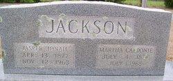 Jasper Jonah Jackson