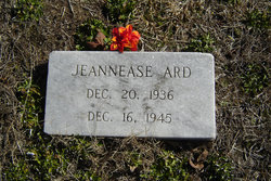 Jeannease Ard