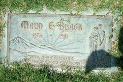 Maude E <i>Read</i> Black