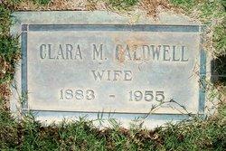 Clara Mathilda <i>Frederick</i> Caldwell