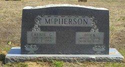 Earnie G McPherson