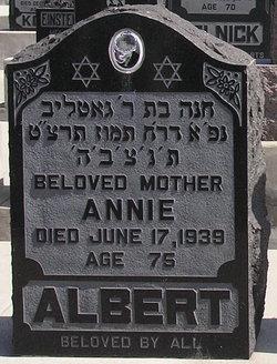 Annie Albert