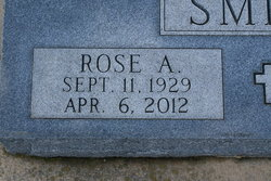 Rose Ann <i>Wettengel</i> Smith