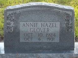 Annie Hazel Glover