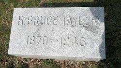 Horace Bruce Taylor