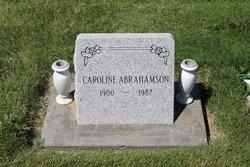 Caroline Abrahamson