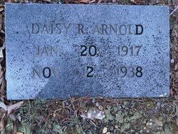Daisy R Arnold