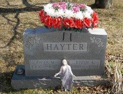 Keith Augustine Hayter