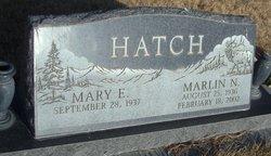 Marlin Neilson Hatch