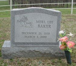 Merl Lee Baker