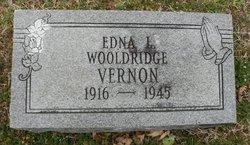 Edna <i>Woolridge</i> Vernon