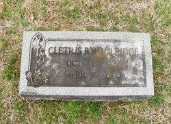 Cletious R. Woolridge
