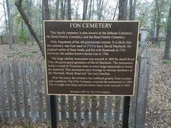 I'on Cemetery
