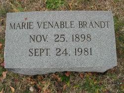 Marie Venable Brandt