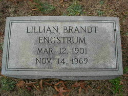 Lillian <i>Brandt</i> Engstrum