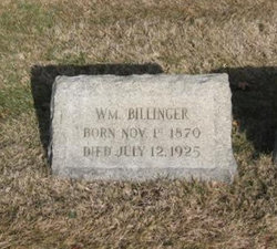 William Billinger