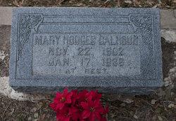 Mary B <i>Hodges</i> Calhoun