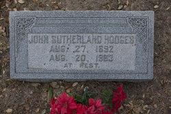 John Sutherland Hodges