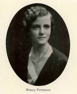 Marcia Lewis Patterson