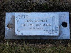 Lena Bell <i>Tippit</i> Calvert
