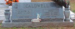 Claude Alfred Caldwell