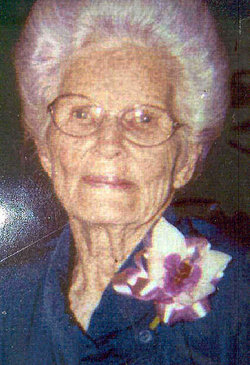 Bonnie Inez <i>Heaslet</i> Allen