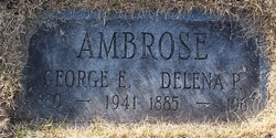Delana Pearl Ambrose