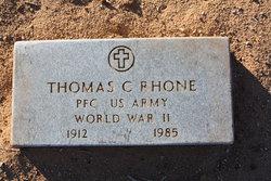 Thomas Charlie Rhone