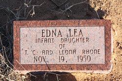 Edna Lea Rhone