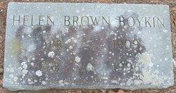 Helen <i>Brown</i> Boykin