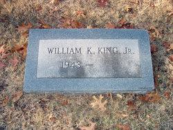 William K King, Jr