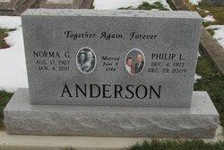 Norma Jean <i>Gregg</i> Anderson