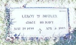Leroy W Butler