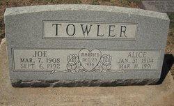 Alice <i>Etier</i> Towler