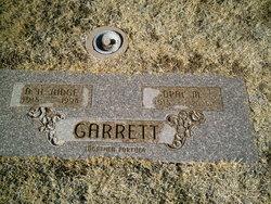 A. H. Judge Garrett