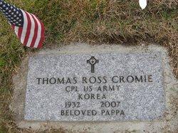 Thomas Ross Cromie