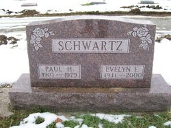 Evelyn Esther <i>Corll</i> Schwartz