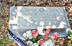 James Kelly Hennington