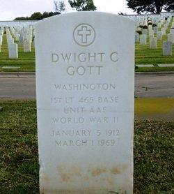 Dwight C Gott