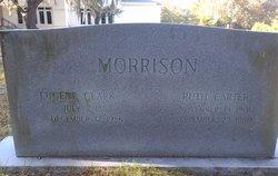 Ruth <i>Carter</i> Morrison