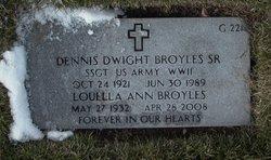 Dennis Dwight Broyles