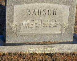 Freda O <i>Griffin</i> Bausch