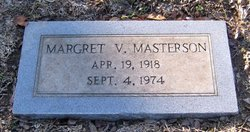 Margret Kathleen Kay <i>Van Horn</i> Masterson