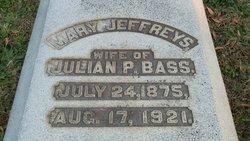 Mamie <i>Jefferies</i> Bass