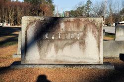 Lou Pearsall Lutie <i>Boney</i> Carter