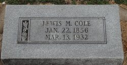 Lewis Martin Cole