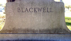Dr William Griffin Linerieux W.G.L. Blackwell