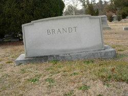 Jessie <i>Wooding</i> Brandt