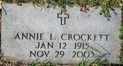 Annie Laurie <i>Abernathy</i> Crockett