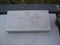 Mack Columbus Rich
